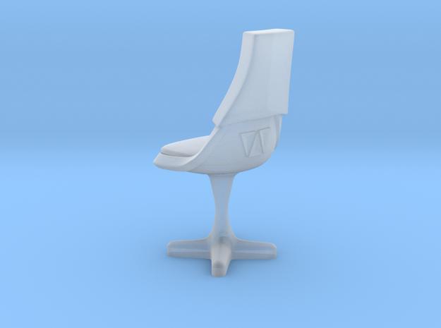 TOS Burke Bridge Chair Ver. 2 1:72 in Smoothest Fine Detail Plastic