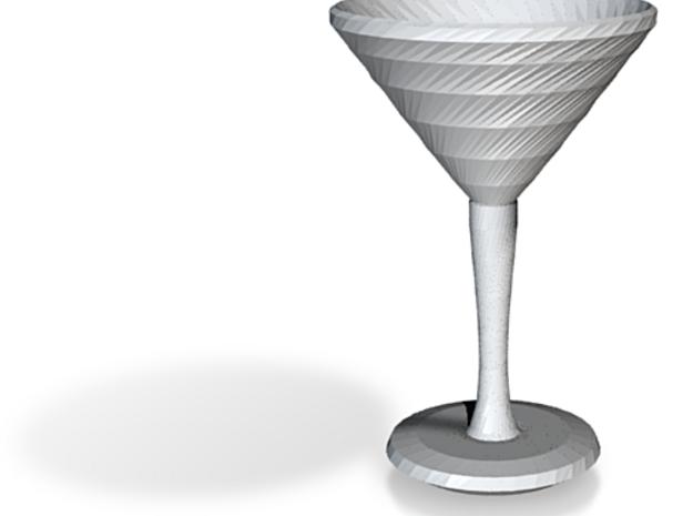 matini glass 2 3d printed