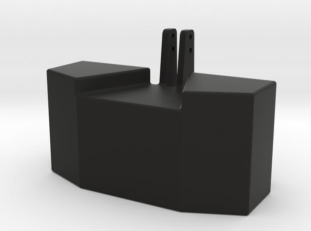 Gewicht 1:32 in Black Natural Versatile Plastic