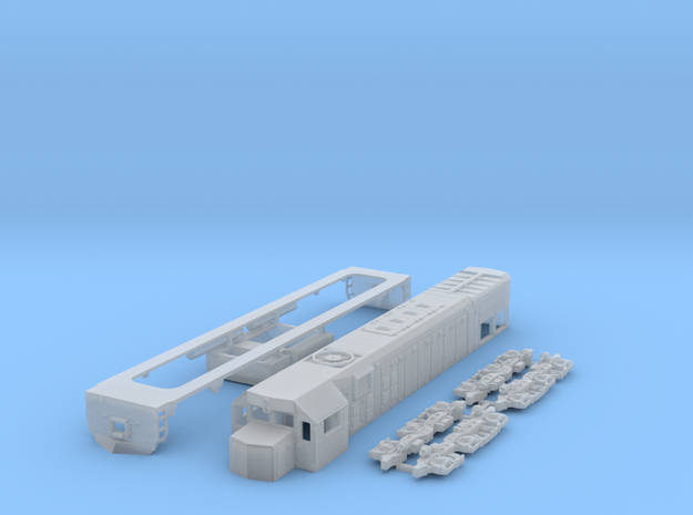G26C 1:150 Scale in Smooth Fine Detail Plastic