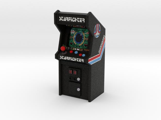 "3 3/4"" Scale Last Starfighter Arcade Game"