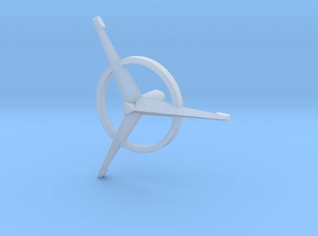 Bridge - Helm Nav Station Astrogator Spinner 12 in Smoothest Fine Detail Plastic