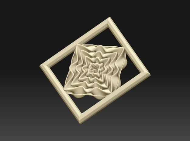 ornament-1 3d printed Description