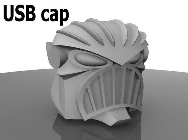 MadBot USB cap 3d printed Render