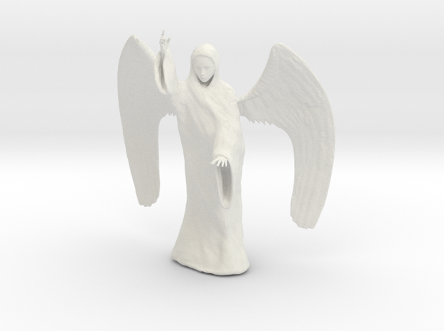 Angel  in White Strong & Flexible