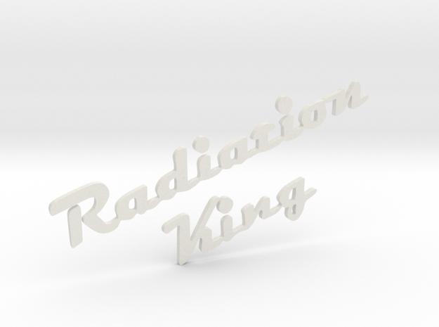 Radiation King Logo For Fallout 4 Radio