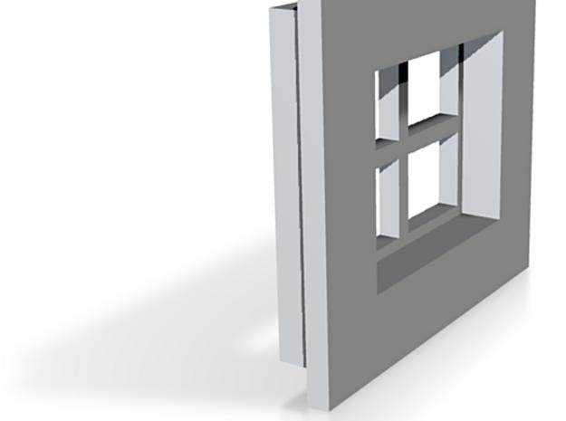Udhus - Lille Sidevindue-1 3d printed