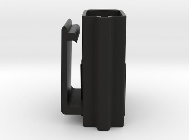 Glock 42 Holster in Black Natural Versatile Plastic