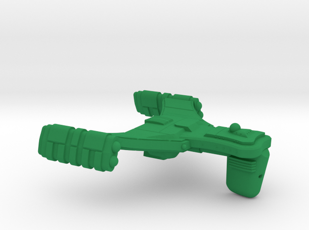 Ramoran D'Visor Light Cruiser - 1:7000 in Green Processed Versatile Plastic
