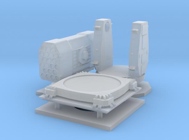 1:144 scale RIM-116 RAM Launcher