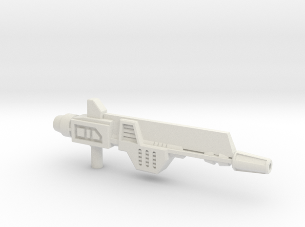 Plasma Pulse Gun for TR Broadside