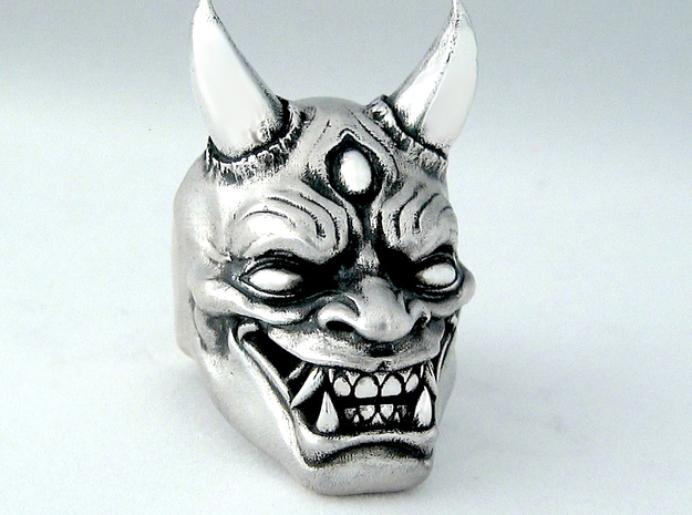 Japanese Hannya Demon