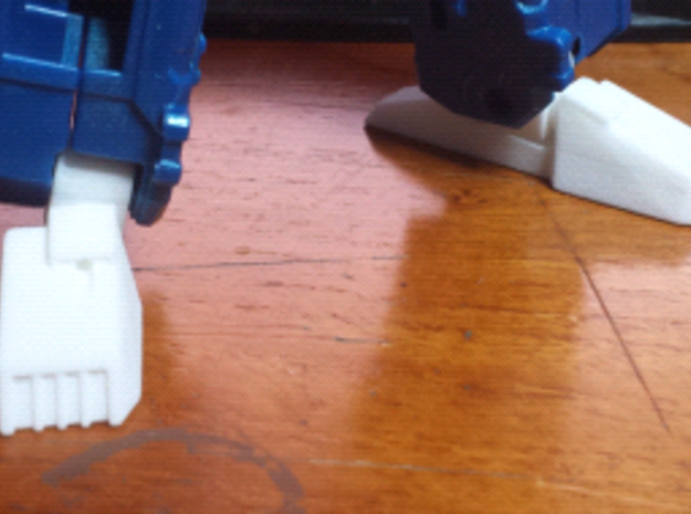 Classics Truck Leader Feet and Ankles (Tall)