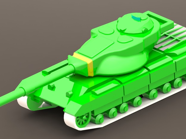 FV214 Conqueror 1/285 6mm 3d printed Add a caption...