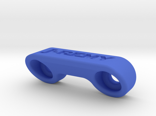 Team Associated B6 B6D Body Support in Blue Processed Versatile Plastic