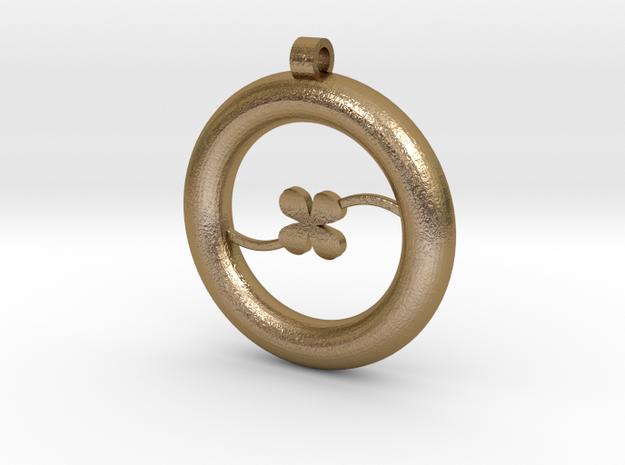Ring Pendant - Clover