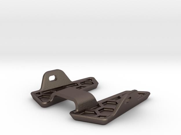 748sr - optional tuning weight in Polished Bronzed Silver Steel