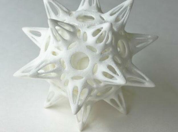 Starball 3d printed Description