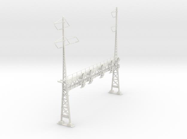 HO Scale PRR W-signal LATTICE 6 Track  W 2-3 PHASE