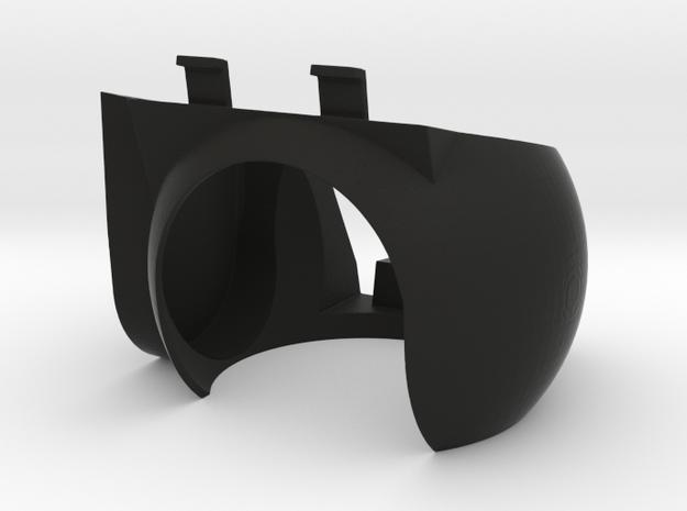 DJI Mavic Pro Anti Sun Glare protector in Black Natural Versatile Plastic