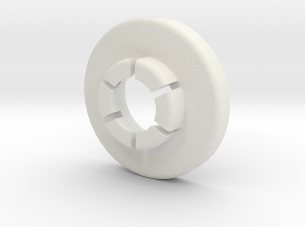 Washer for Ponyeyes in White Strong & Flexible