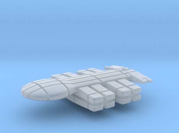 Freighter Type 0 in Smooth Fine Detail Plastic