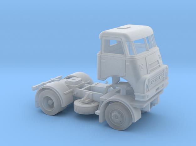 N-scale (1:160) DAF DO 2400 2x4 truck.