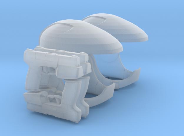 Viper Pilot Patrol (Battlestar Galactica TRS) 1/18