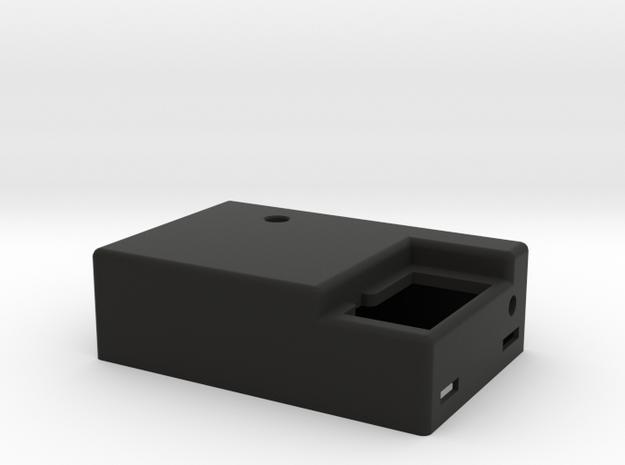 Futaba R304SB Cover for AMB RC4 in Black Natural Versatile Plastic