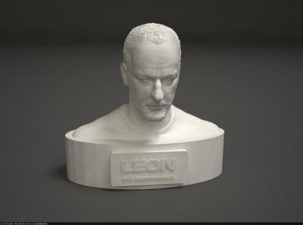 Leon 3d printed Description