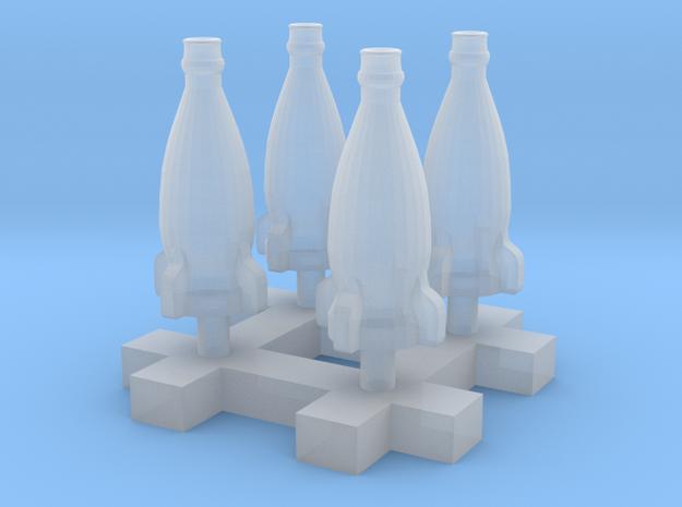 Rocket bottle 1:12 150mm Scale 20cm 9pcs
