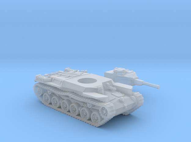 ShinHoTo Tank (Japan) 1/200 in Smooth Fine Detail Plastic