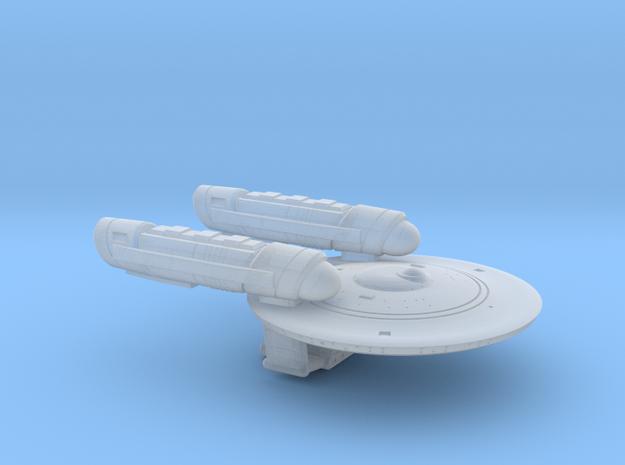 Terran Strike Cruiser II 7K in Frosted Ultra Detail