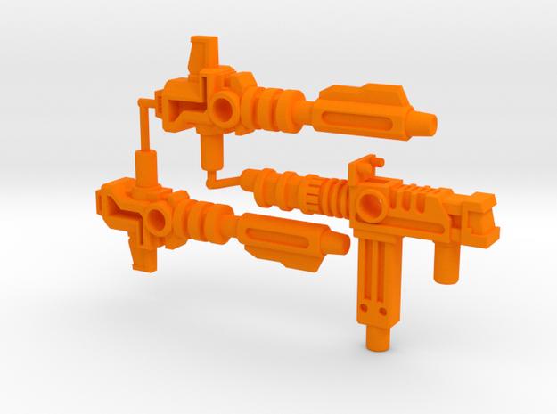 Action Master Prime Arsenal, 5mm in Orange Strong & Flexible Polished