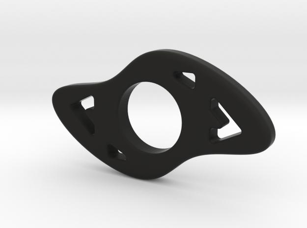 Spinner in Black Natural Versatile Plastic