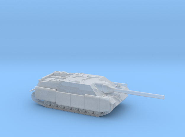Jagdpanzer IV tank (Germany) 1/200 in Smooth Fine Detail Plastic
