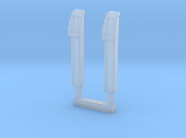 TJ-H04557x2 - composteur de billets in Smooth Fine Detail Plastic