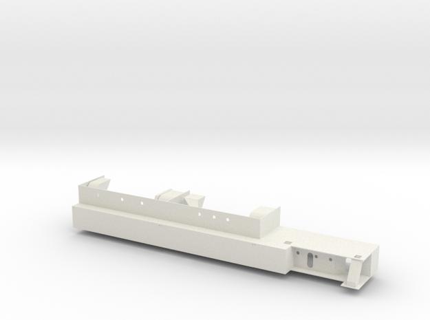 Graf Zeppelin 1:100 Bootsniesche Stb Spant 73-110 in White Natural Versatile Plastic