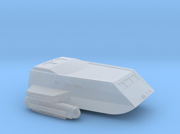 Terran Type 2 Shuttle 1:600 in Smooth Fine Detail Plastic