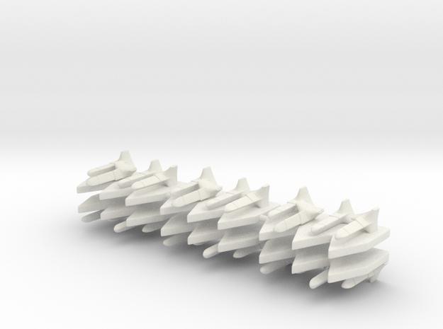 6 Futuristic Torpedo Markers