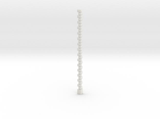 Oea01 - Architectural elements 1 in White Natural Versatile Plastic