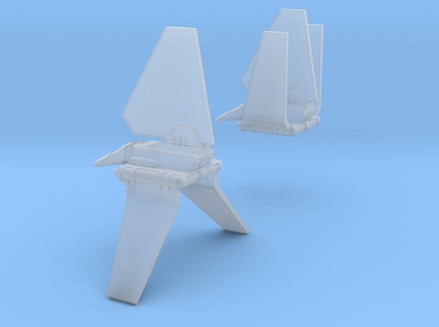 Bad Guy Shuttle Spaceships, Pair, 1:2700