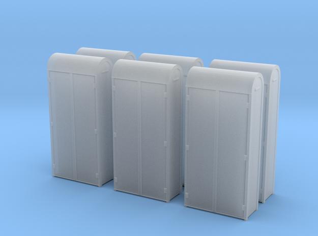 TJ-H04656x6 - Armoires electriques metalliques in Smooth Fine Detail Plastic