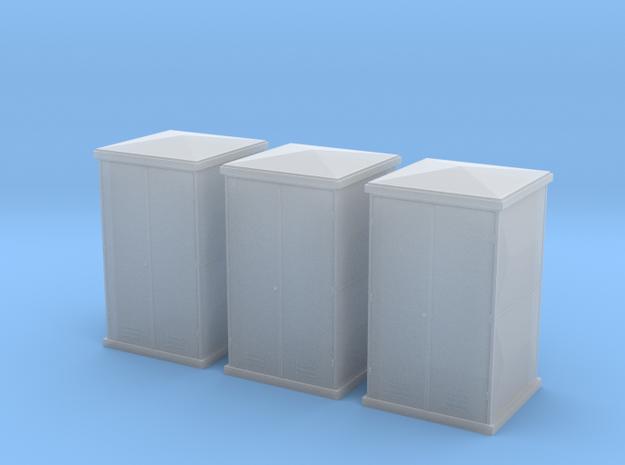 TJ-H04657x3 - Armoires electriques fibrociment in Smooth Fine Detail Plastic