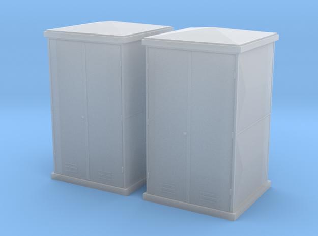 TJ-H04657x2 - Armoires electriques fibrociment in Smooth Fine Detail Plastic