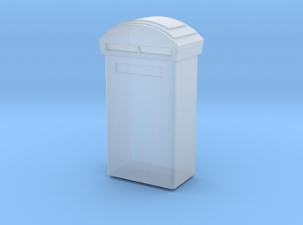 TJ-H01116 - Boite aux lettres moderne in Smooth Fine Detail Plastic