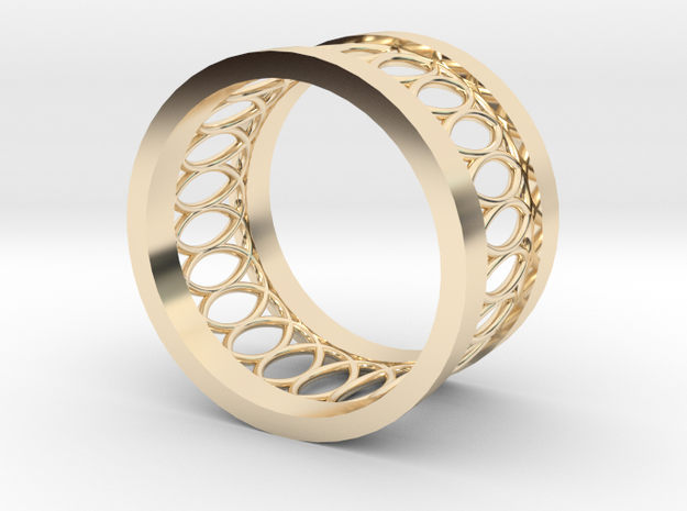 Bague in 14K Gold: 9 / 59