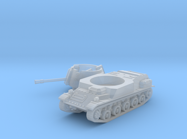 L-62 tank (Sweden) 1/144 in Smooth Fine Detail Plastic