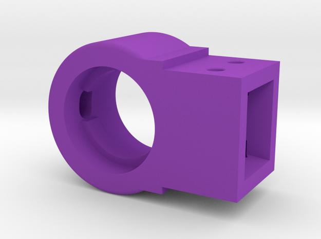 Torque Meter - Base 1.1 in Purple Processed Versatile Plastic
