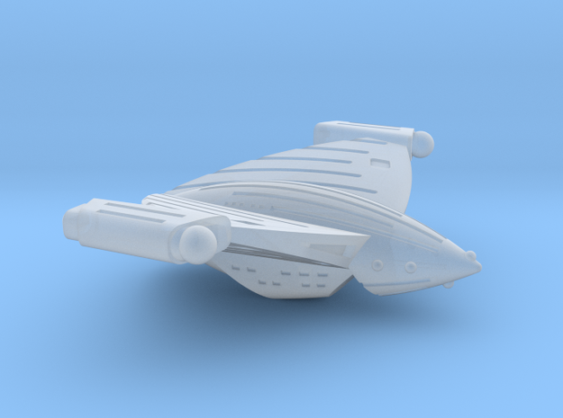 Detroitan Tempest Class Tactical Cruiser-1:7000 in Smooth Fine Detail Plastic